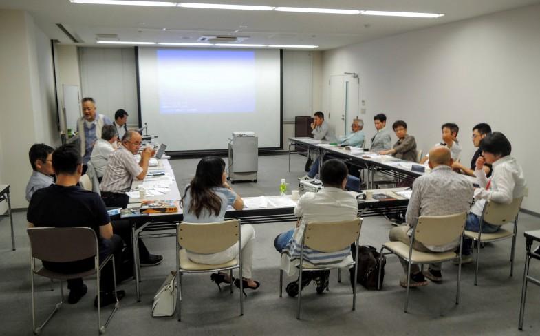 四国SJCD合同例会の準備ミーティングに参加した