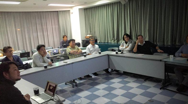 2015年10月度熊本SJCD理事会