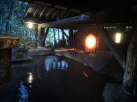 岩風呂温泉